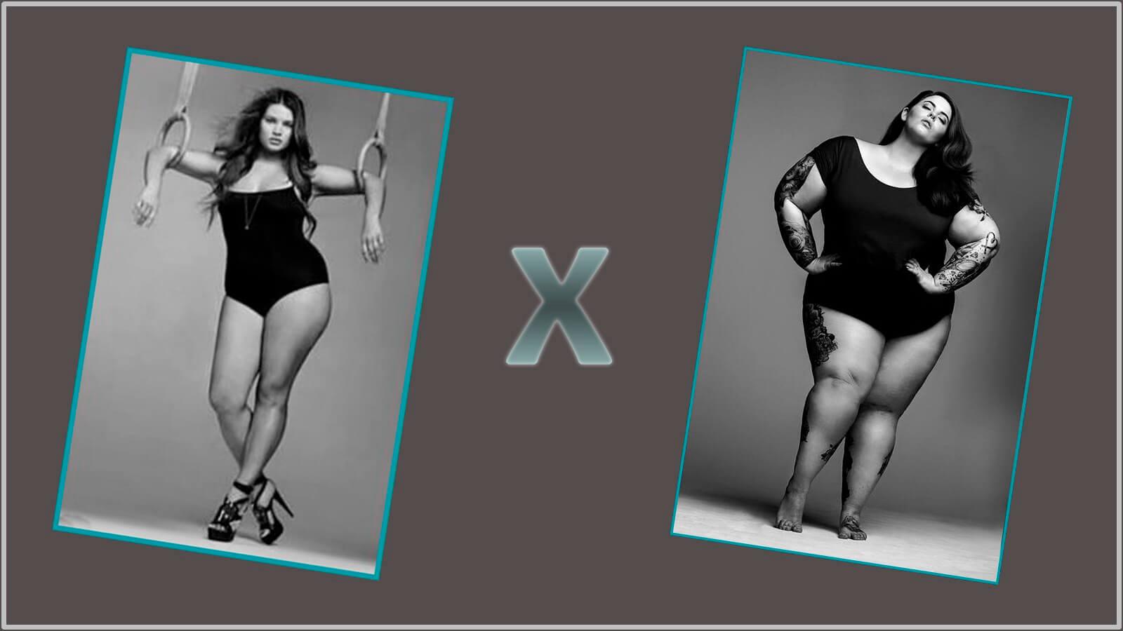 Modelo Plus Size: Magra ou Gorda?