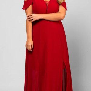 Vestido Plus Size de Festa para Madrinhas